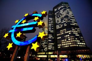 European+Central+Bank+HQ+Frankfurt+Germany