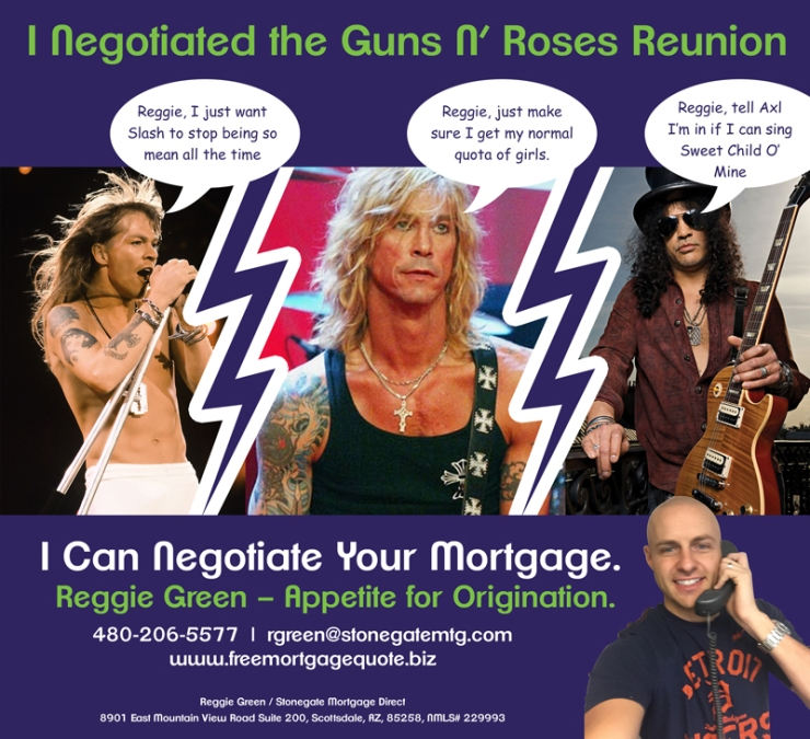 Guns N Roses Spoolf