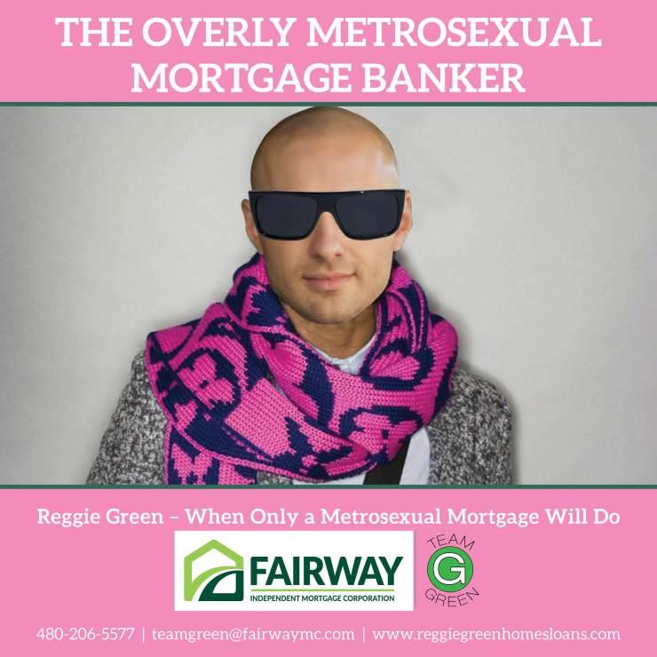 Metrosexual Ad