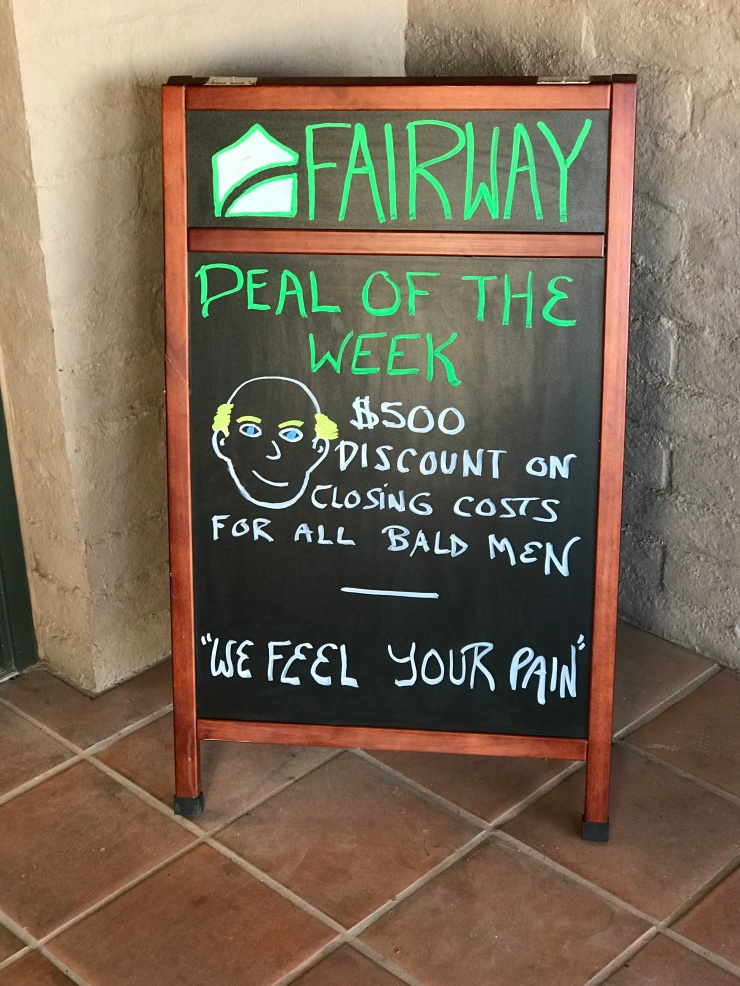 Deal Of the Week – Bald Men