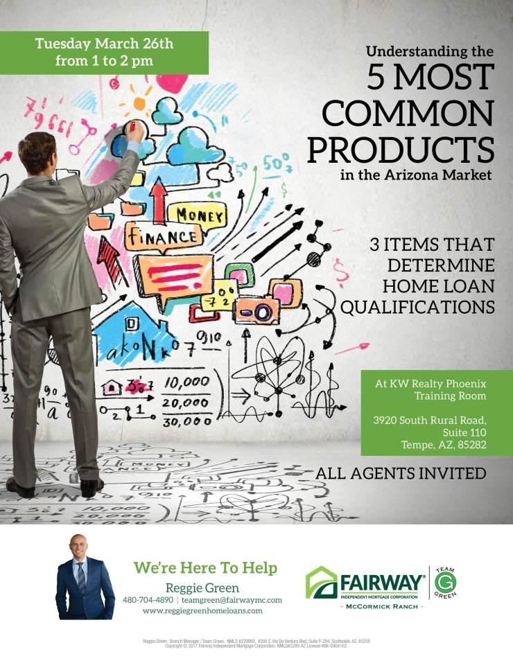 5 Most CommonProduct